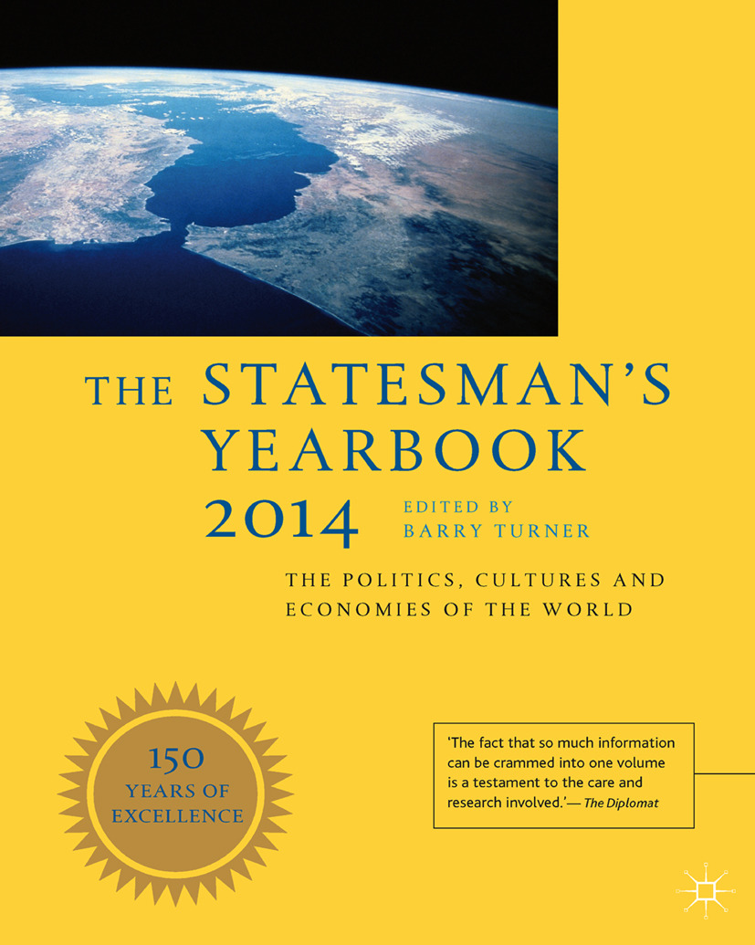 Turner, Barry - The Statesman's Yearbook, ebook