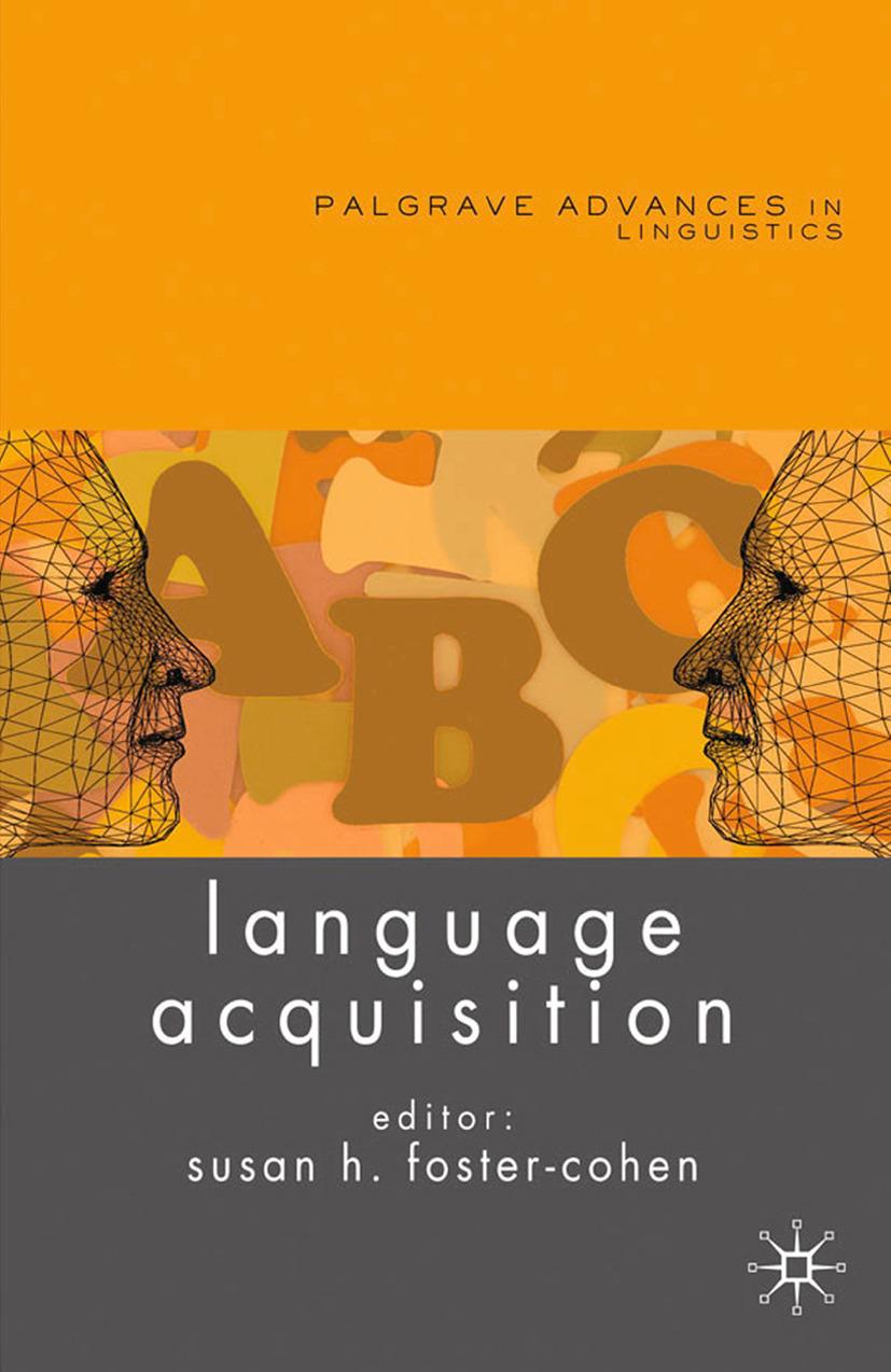 Foster-Cohen, Susan - Language Acquisition, ebook