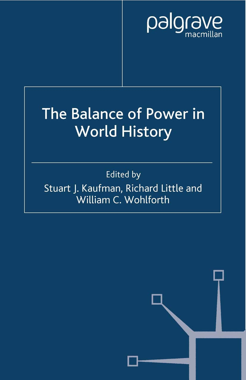Kaufman, Stuart J. - The Balance of Power in World History, ebook