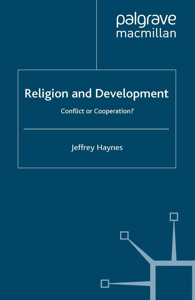 Haynes, Jeffrey - Religion and Development, e-bok
