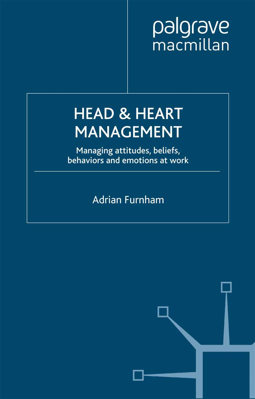 Furnham, Adrian - Head & Heart Management, ebook