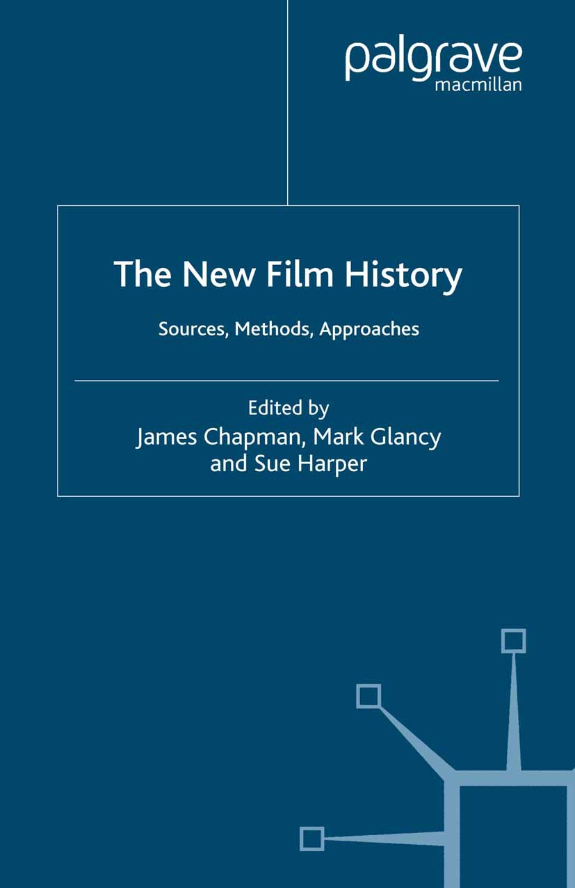 Chapman, James - The New Film History, ebook