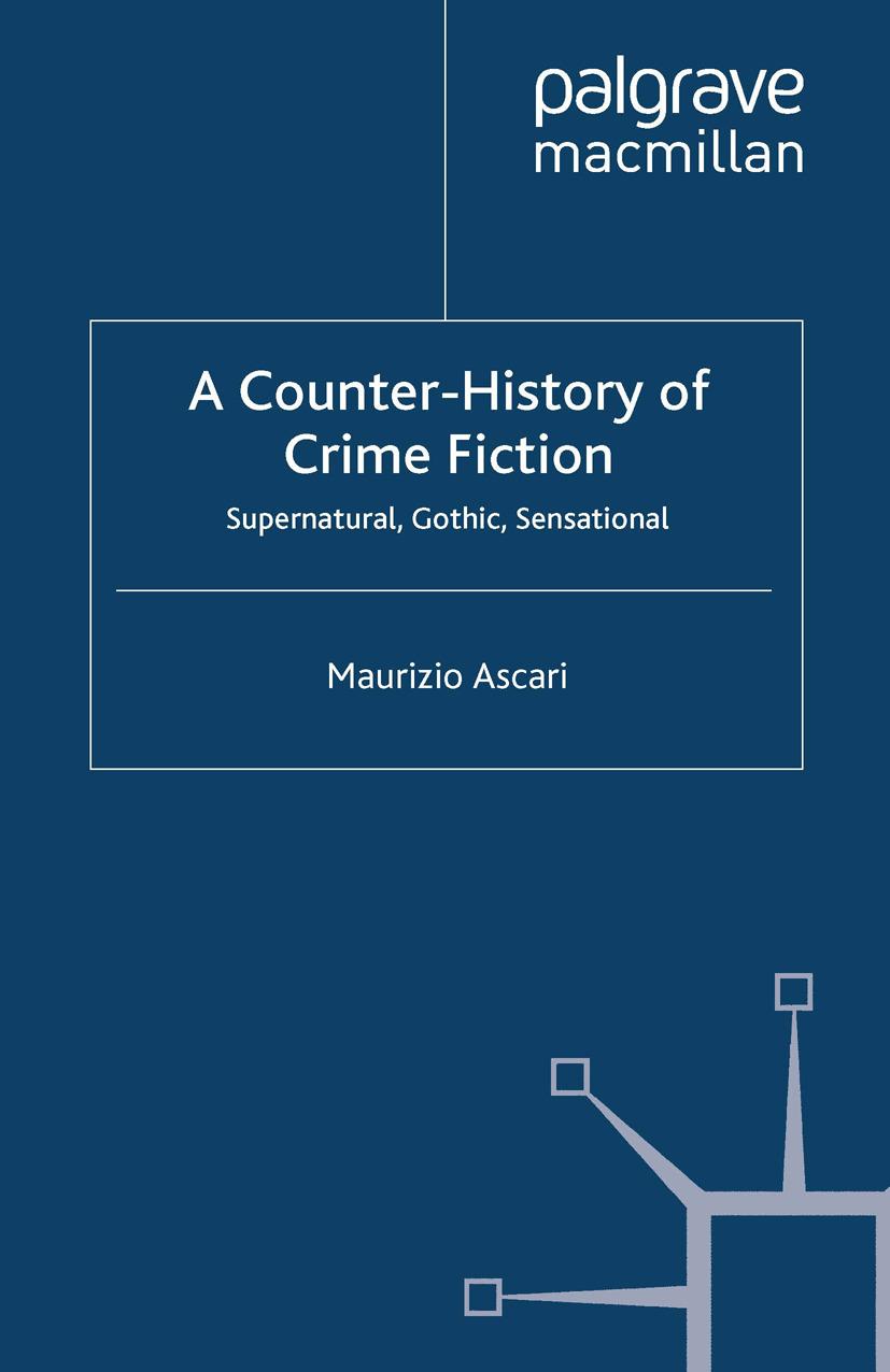 Ascari, Maurizio - A Counter-History of Crime Fiction, ebook