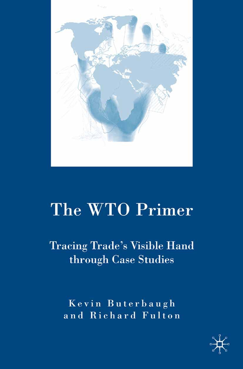 Buterbaugh, Kevin - The WTO Primer, ebook