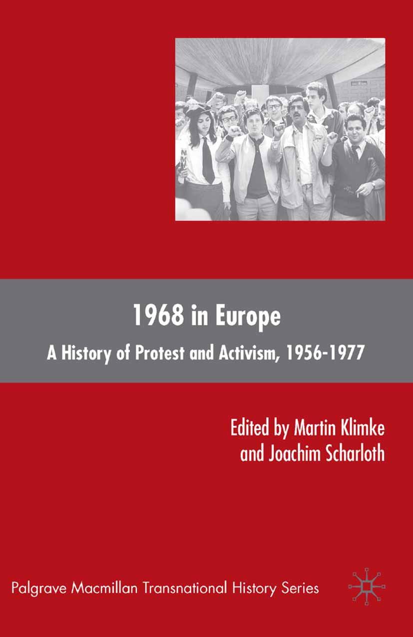 Klimke, Martin - 1968 in Europe, ebook