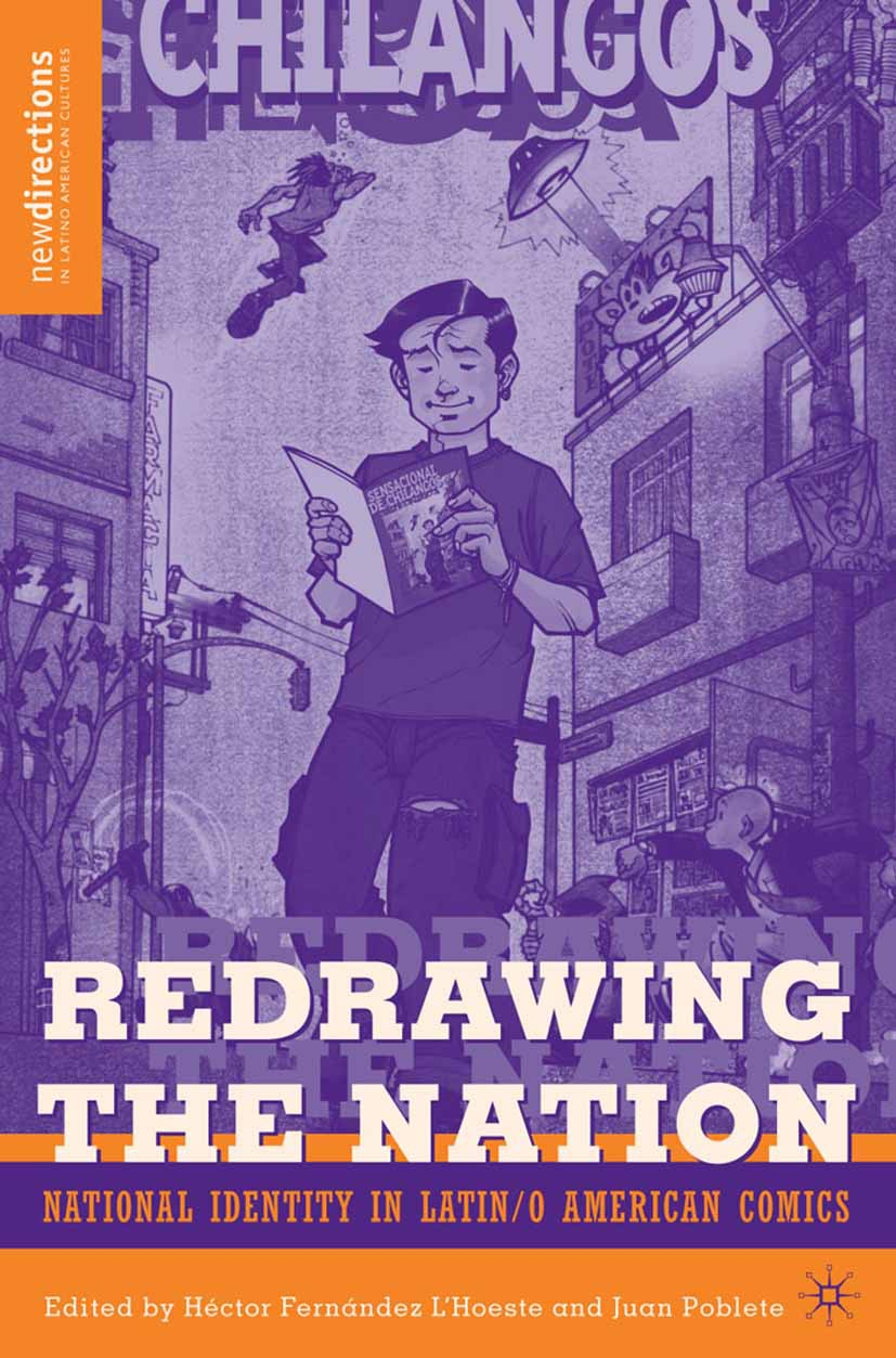 L'Hoeste, Héctor Fernández - Redrawing The Nation, ebook