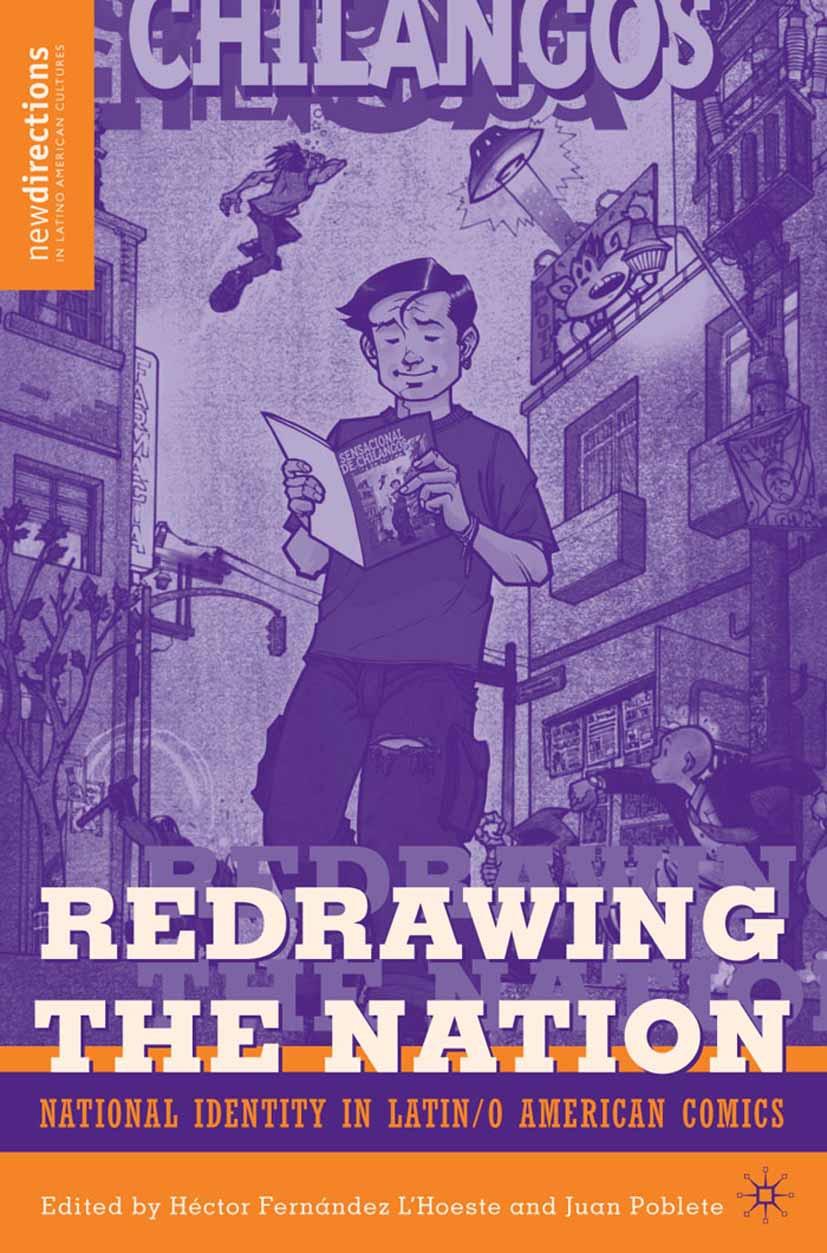 L'Hoeste, Héctor Fernández - Redrawing The Nation, ebook
