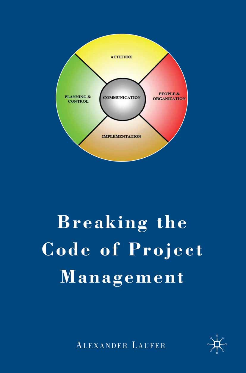 Laufer, Alexander - Breaking the Code of Project Management, ebook