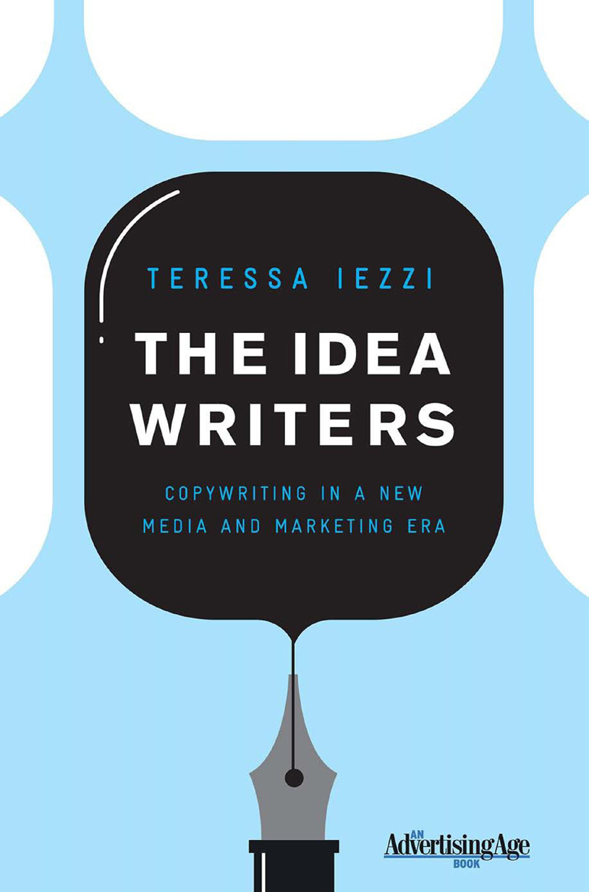 Iezzi, Teressa - The Idea Writers, ebook