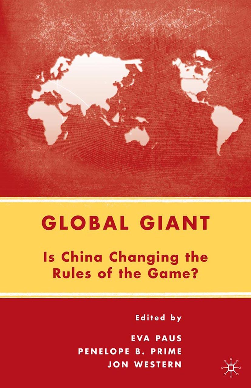 Paus, Eva - Global Giant, ebook