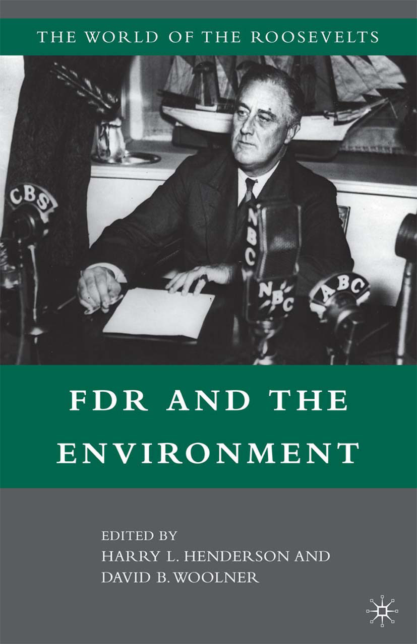 Henderson, Henry L. - FDR and The Environment, ebook