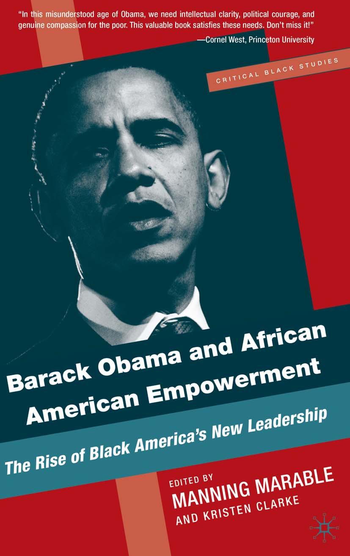 Clarke, Kristen - Barack Obama and African American Empowerment, ebook