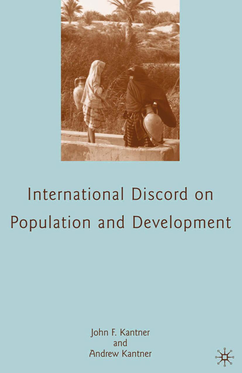 Kantner, Andrew - International Discord on Population and Development, ebook