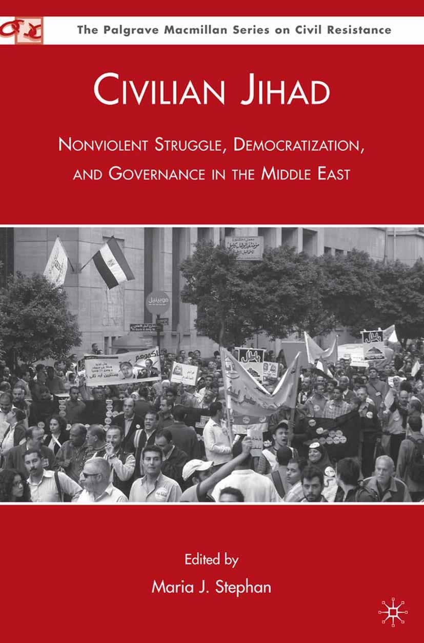 Stephan, Maria J. - Civilian Jihad, ebook