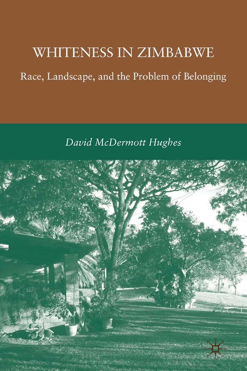 Hughes, David McDermott - Whiteness in Zimbabwe, ebook