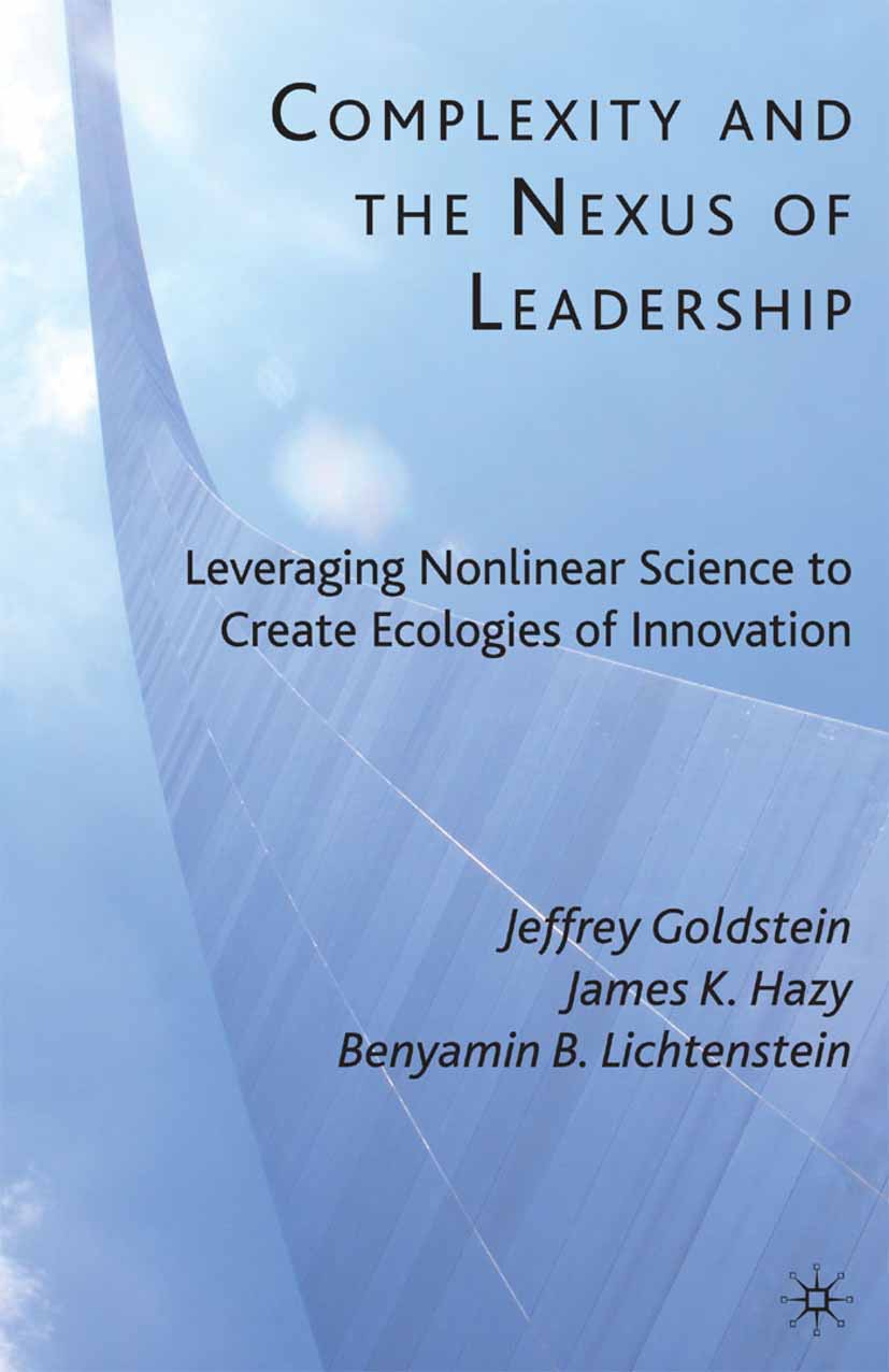Goldstein, Jeffrey - Complexity and the Nexus of Leadership, ebook