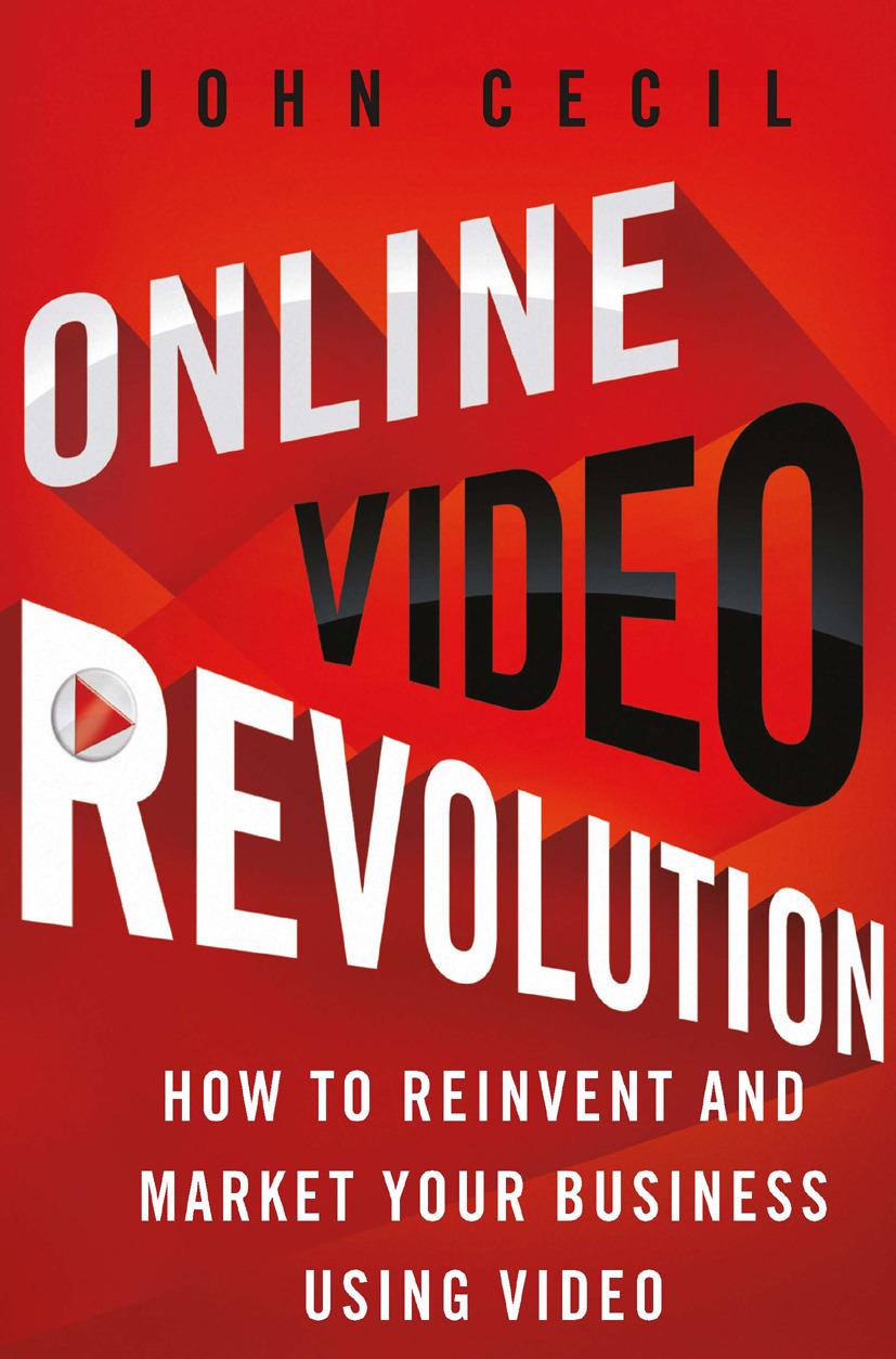Cecil, John - Online Video Revolution, ebook