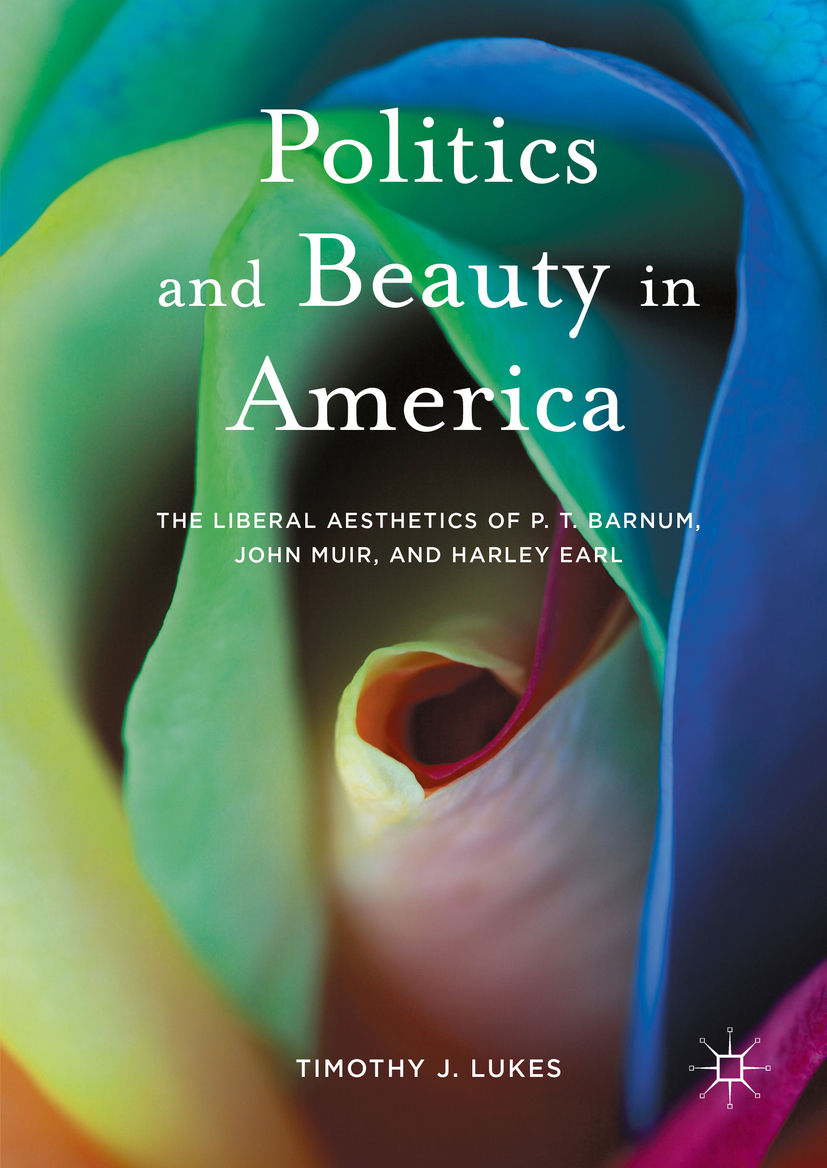 Lukes, Timothy J. - Politics and Beauty in America, ebook