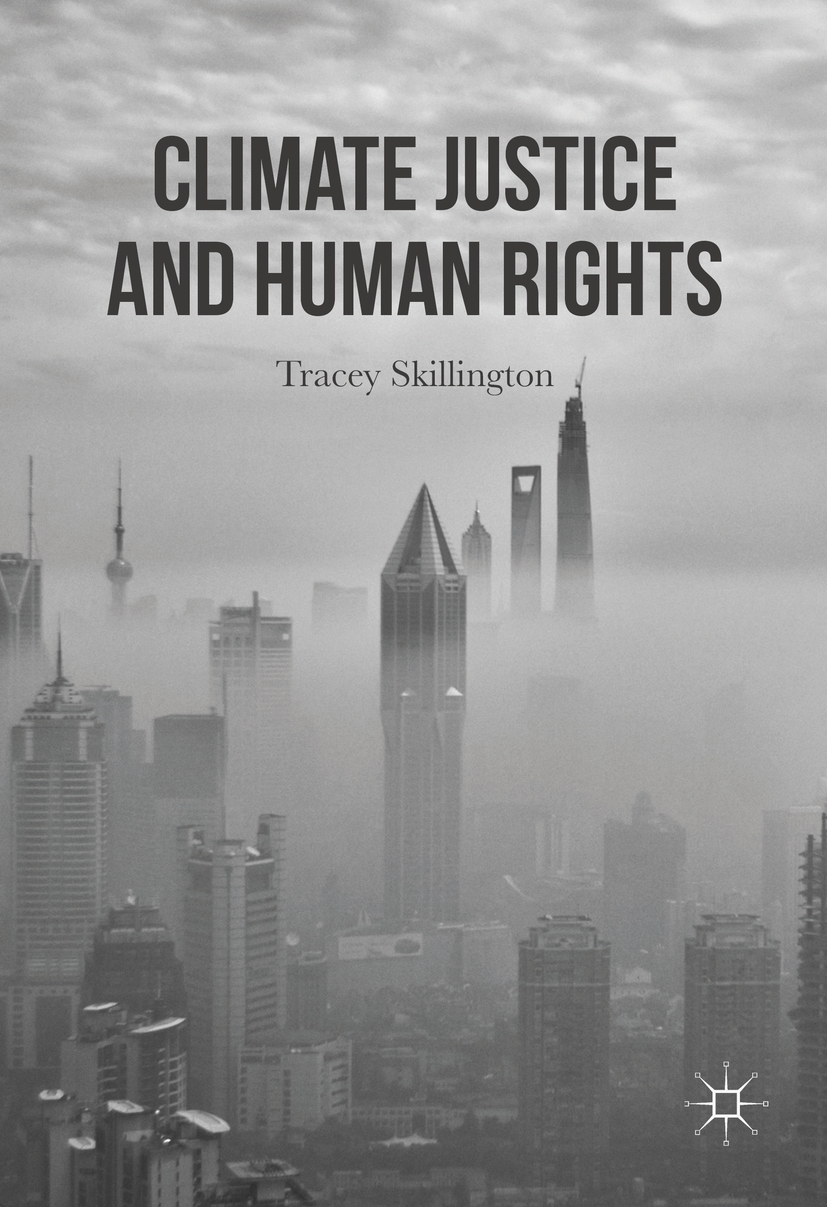 Skillington, Tracey - Climate Justice and Human Rights, e-kirja