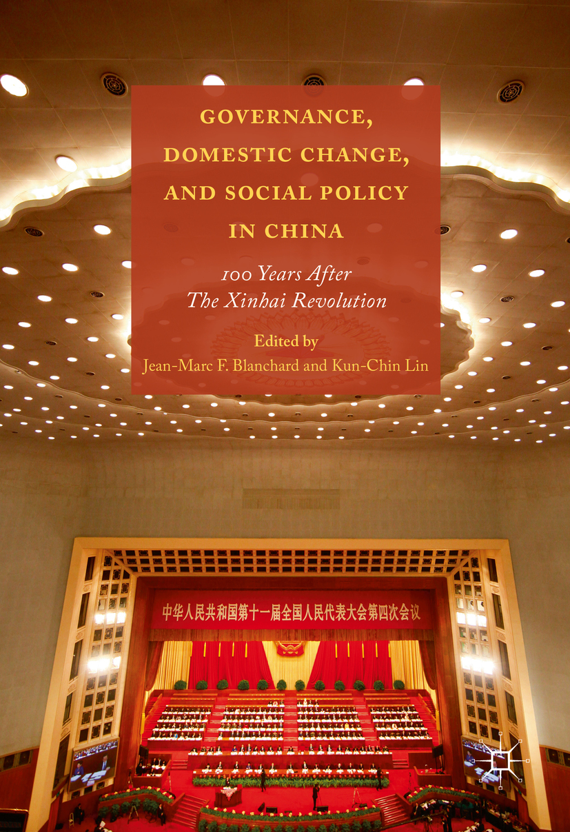 Blanchard, Jean-Marc - Governance, Domestic Change, and Social Policy in China, ebook