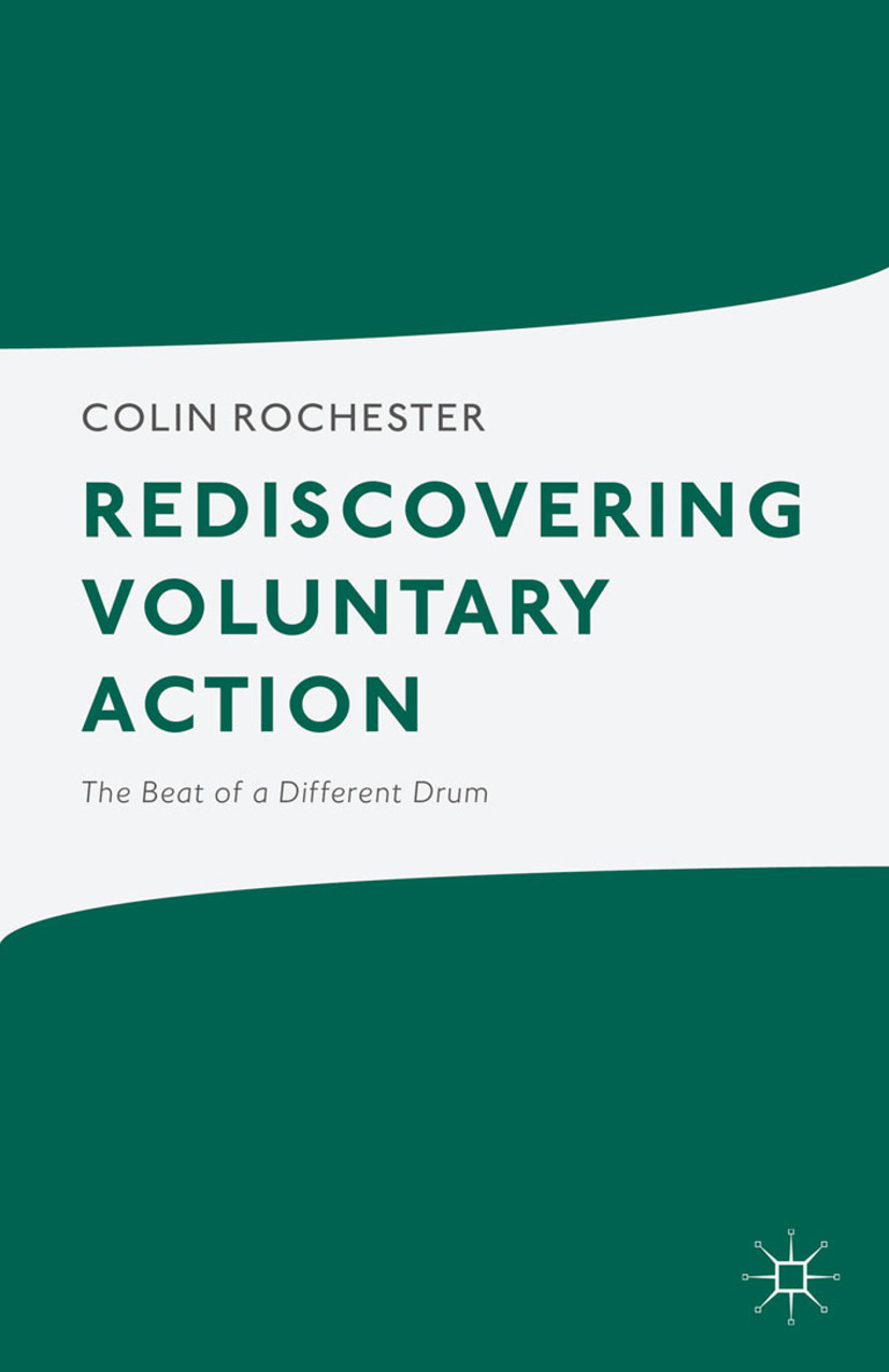 Rochester, Colin - Rediscovering Voluntary Action, ebook