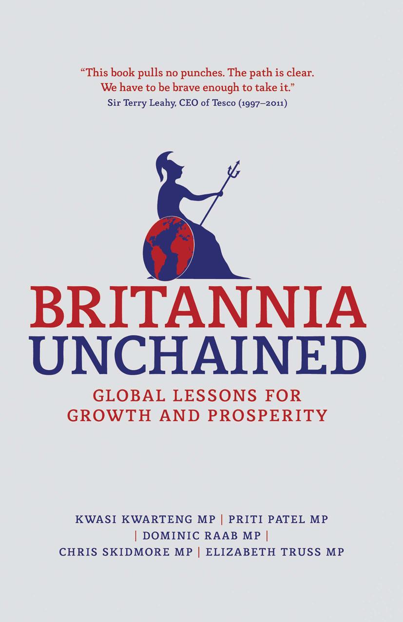 Kwarteng, Kwasi - Britannia Unchained, ebook