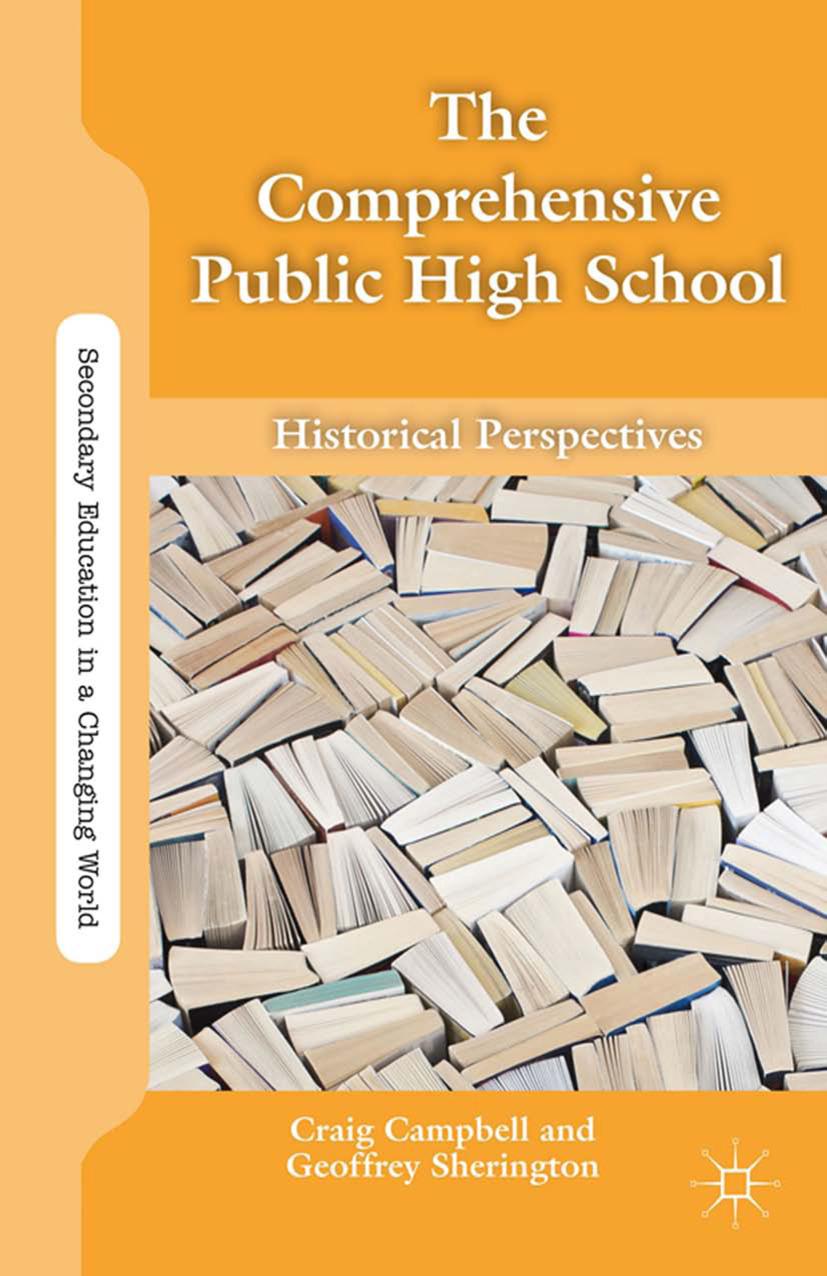 Campbell, Craig - The Comprehensive Public High School, ebook