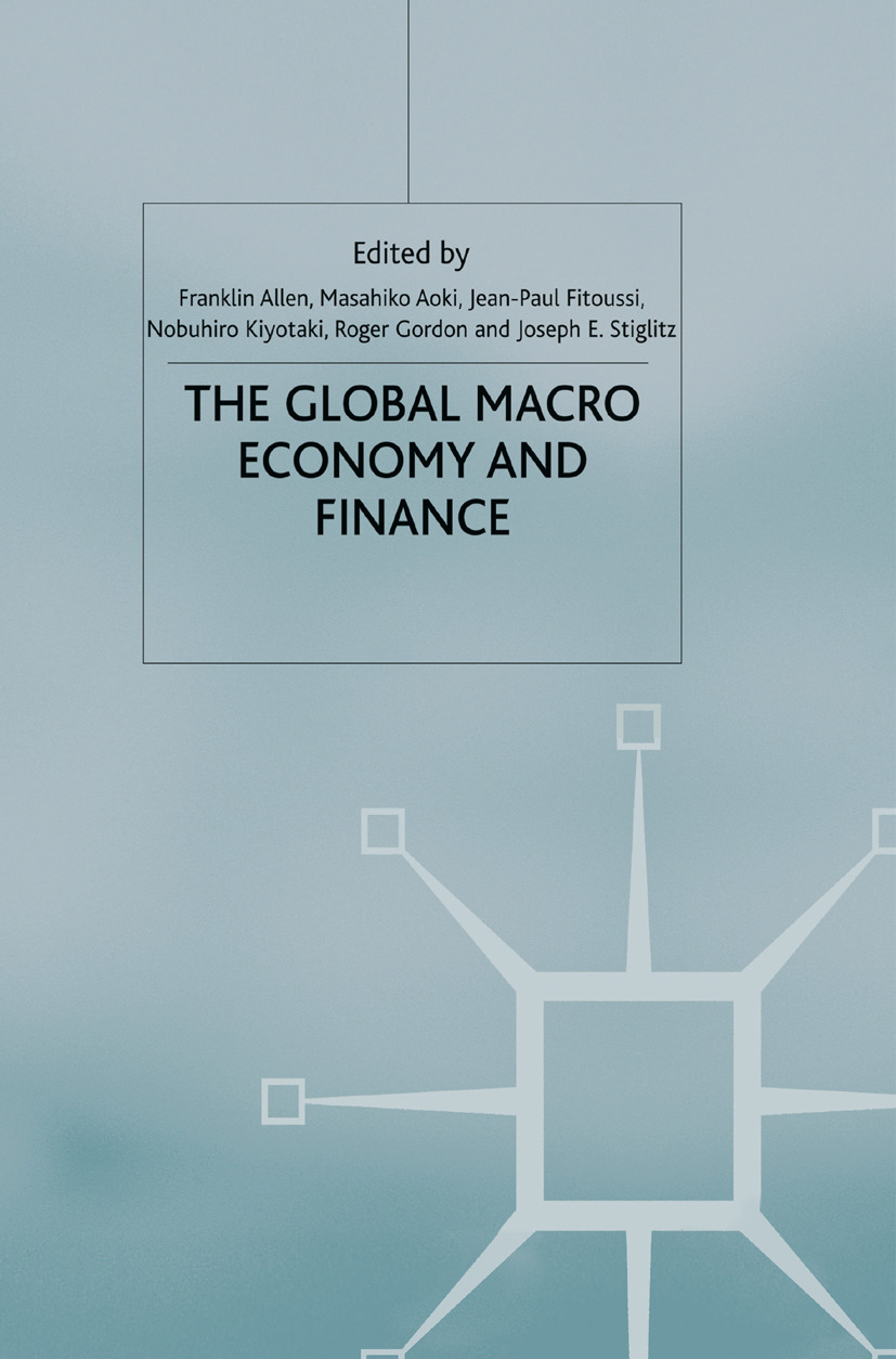 Allen, Franklin - The Global Macro Economy and Finance, ebook
