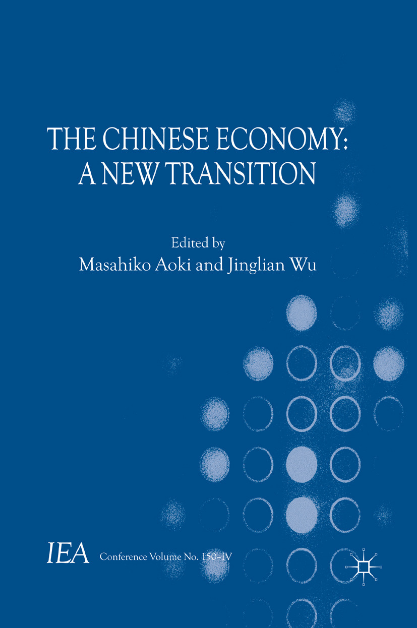 Aoki, Masahiko - The Chinese Economy, ebook