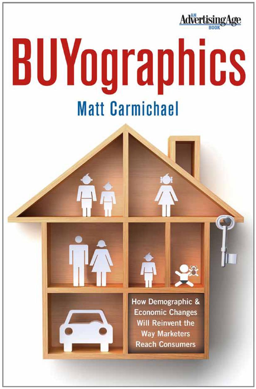 Carmichael, Matt - BUYographics, ebook