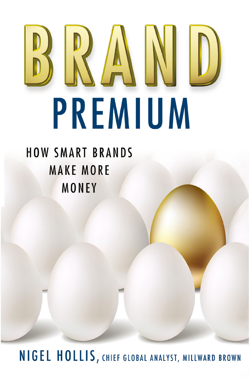 Hollis, Nigel - Brand Premium, ebook
