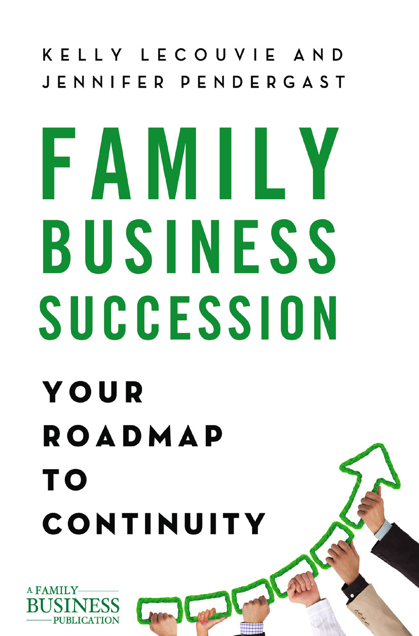 LeCouvie, Kelly - Family Business Succession, ebook