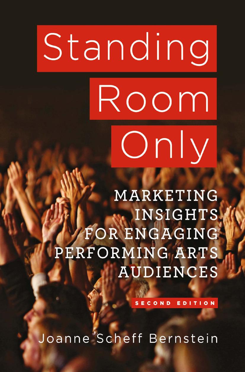 Bernstein, Joanne Scheff - Standing Room Only, ebook