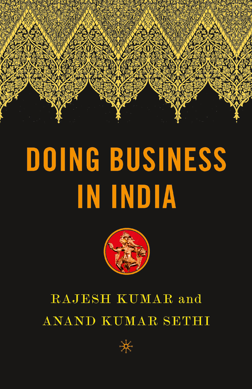 Kumar, Rajesh - Doing Business in India, ebook