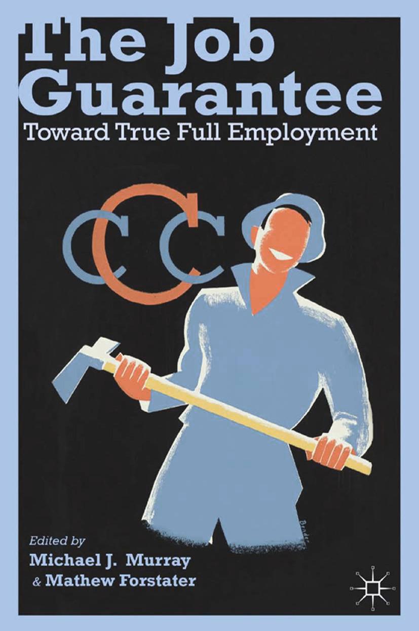 Forstater, Mathew - The Job Guarantee, ebook