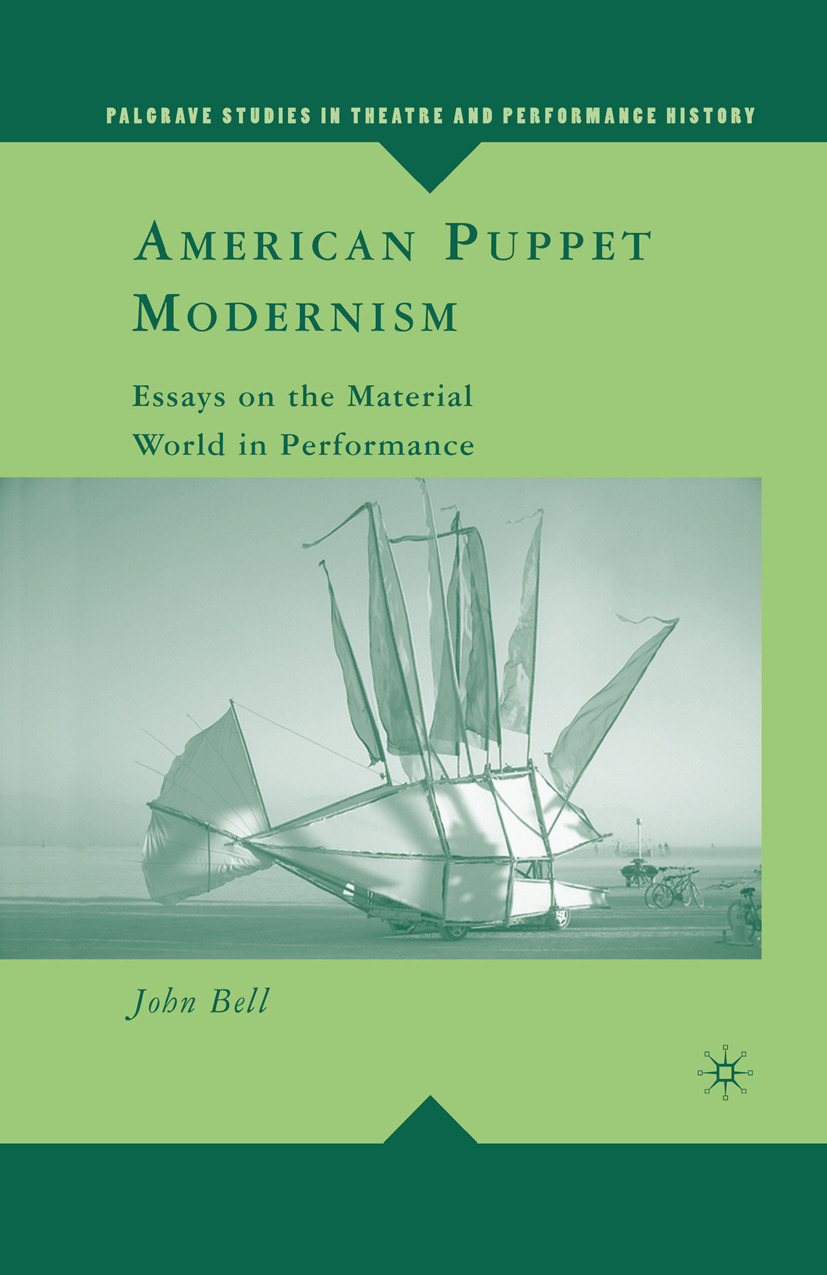Bell, John - American Puppet Modernism, ebook
