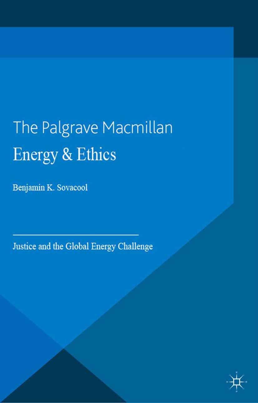 Sovacool, Benjamin K. - Energy & Ethics, ebook