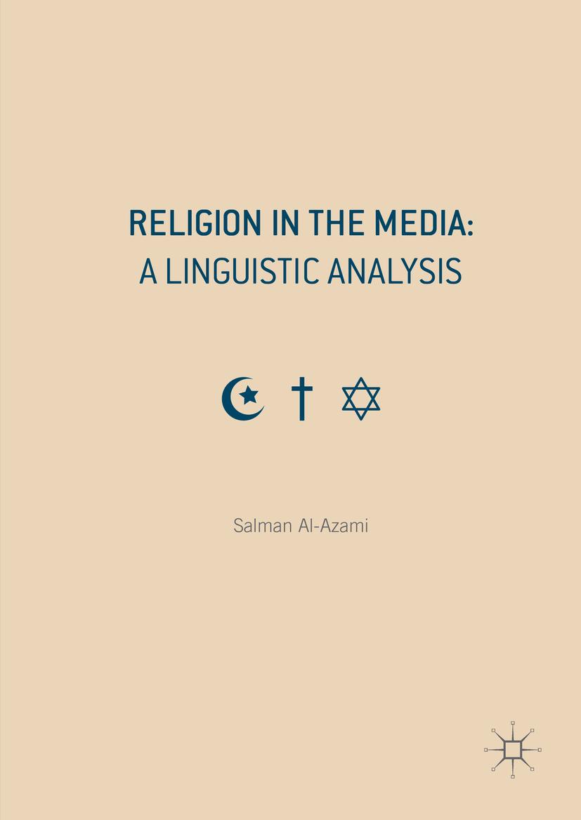 Al-Azami, Salman - Religion in the Media: A Linguistic Analysis, ebook