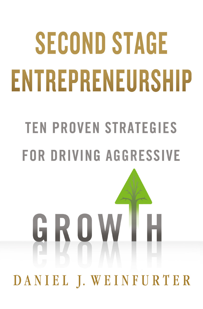 Weinfurter, Daniel J. - Second Stage Entrepreneurship, ebook
