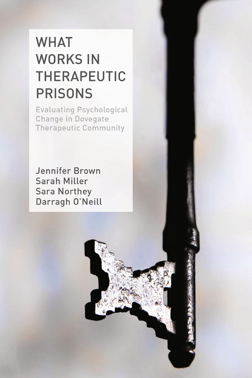 Brown, Jennifer - What Works in Therapeutic Prisons, ebook