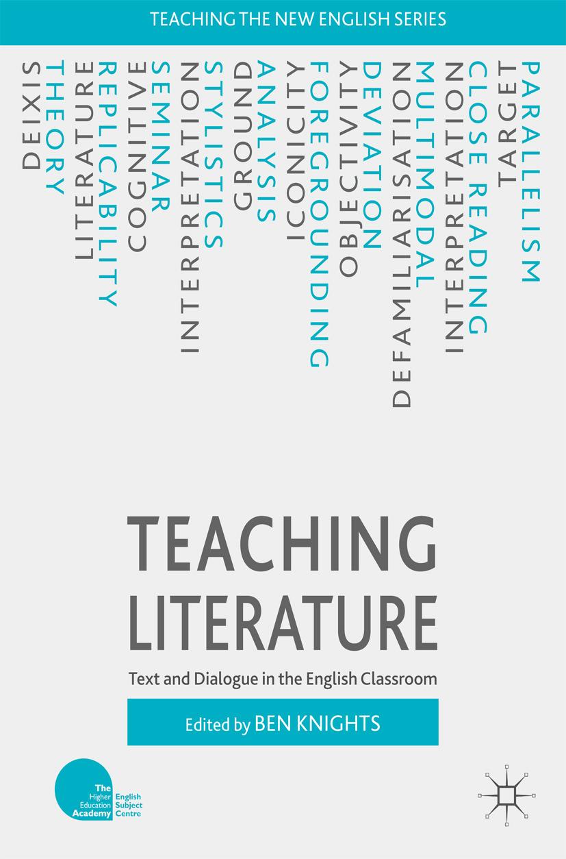 Knights, Ben - Teaching Literature, e-bok