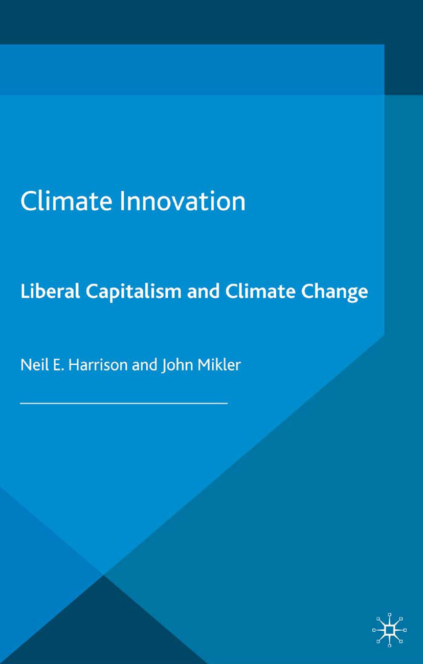 Harrison, Neil E. - Climate Innovation, ebook