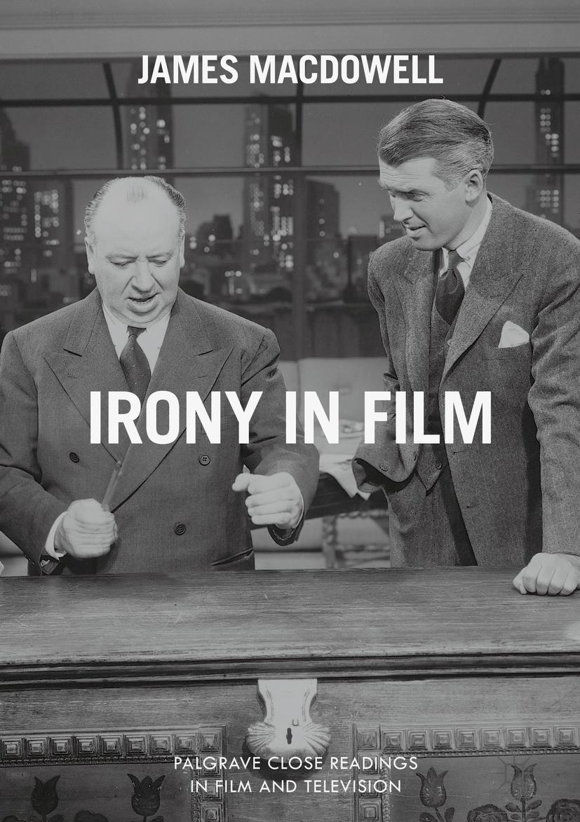 MacDowell, James - Irony in Film, ebook