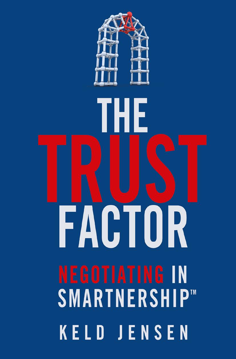 Jensen, Keld - The Trust Factor, ebook