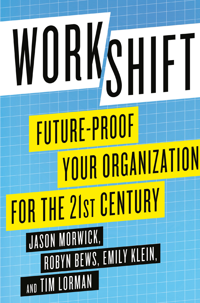Bews, Robyn - Workshift, ebook