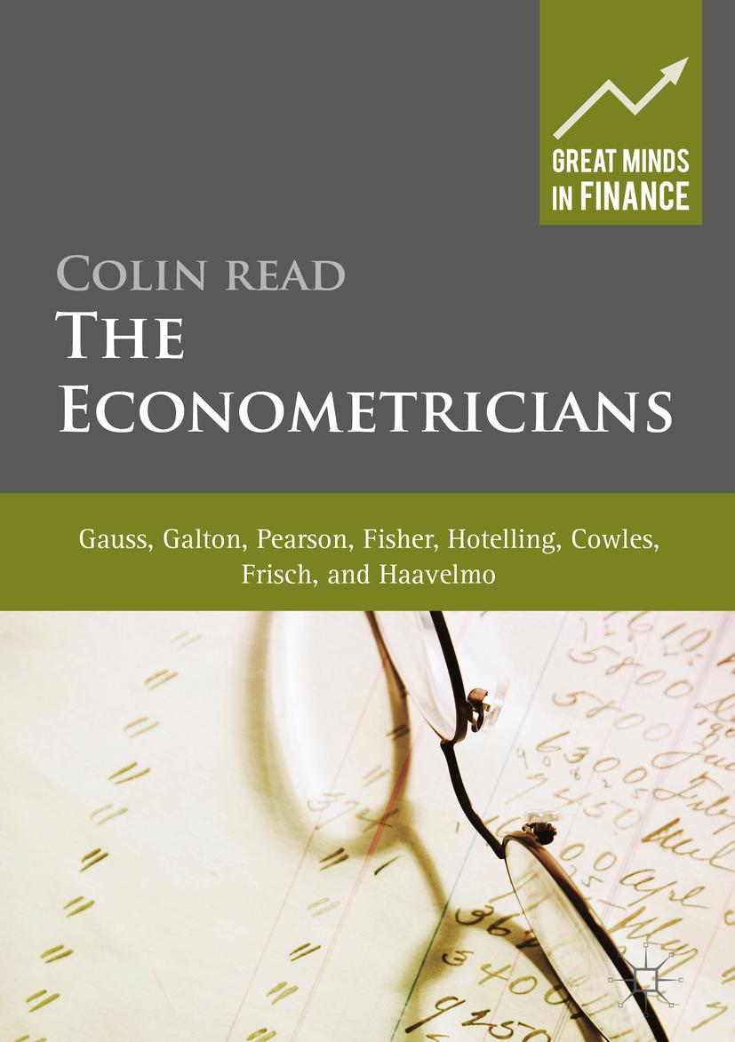 Read, Colin - The Econometricians, ebook