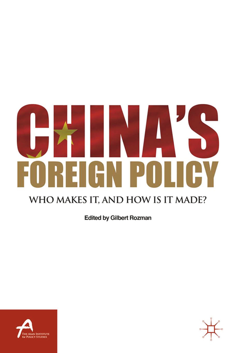 Rozman, Gilbert - China's Foreign Policy, ebook