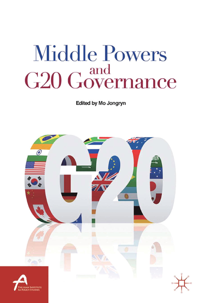 Jongryn, Mo - Middle Powers and G20 Governance, ebook