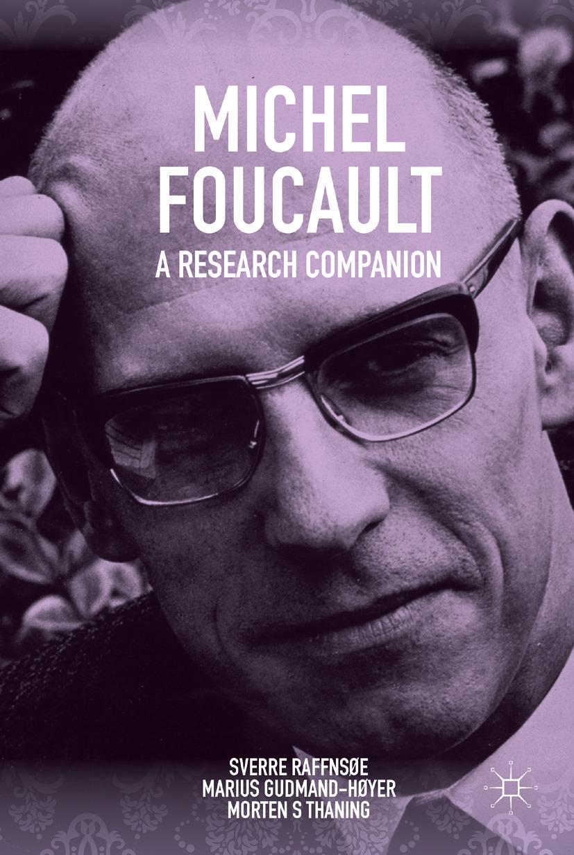 Gudmand-Høyer, Marius - Michel Foucault: A Research Companion, ebook