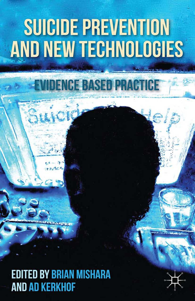 Kerkhof, Ad J. F. M. - Suicide Prevention and New Technologies, ebook